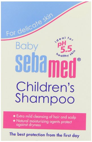 Sebamed Baby Children'S Shampoo back-1003650