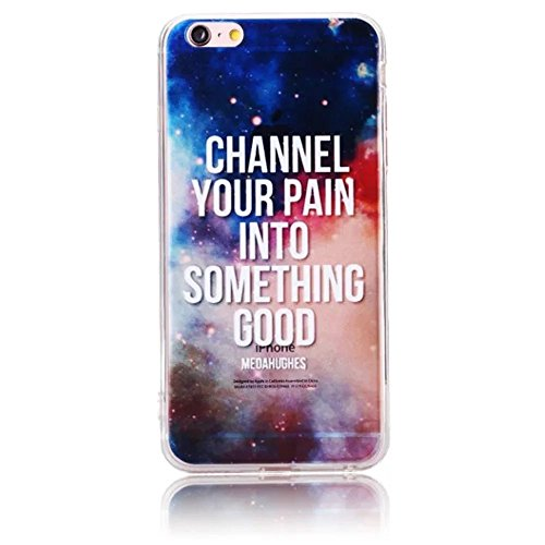 Coque Gel TPU Transparent pour iPhone 6 6s Silicone Souple Case Cover? Vandot Ultra Mince iPhone 6 6S Etui Housse