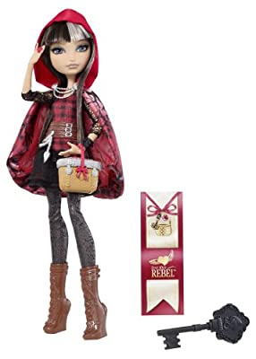 Ever After High Cerise Hood Fashion Doll from Ever After High