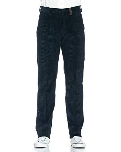 Beretta Pantalone Velluto a Coste Country Comfort [Blu Navy]