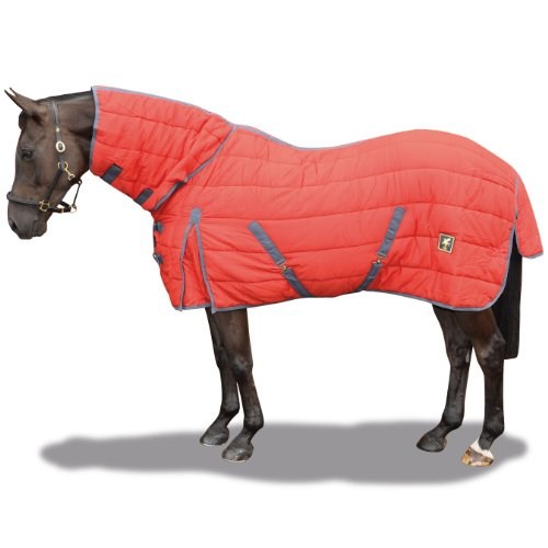 Derby House Sports Under Rug(Ribbon Red/Shadow, 5ft9)