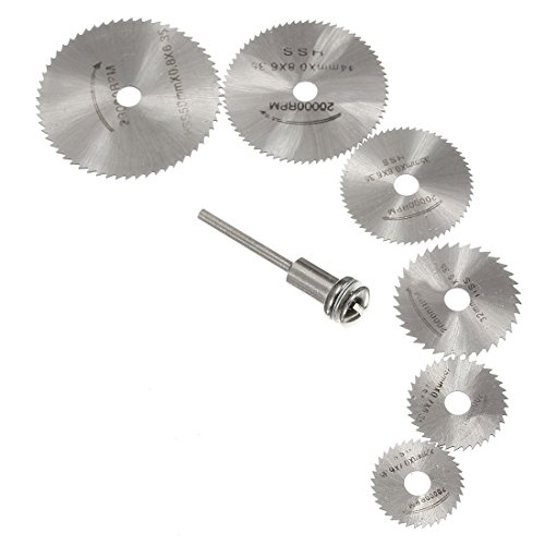 audew-kit-hss-circulaire-disque-lame-de-scie-dents-circulaire-mandrin-pr-dremel