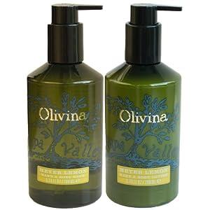 Olivina Bundle: Meyer Lemon Hand & Body Wash and Lotion