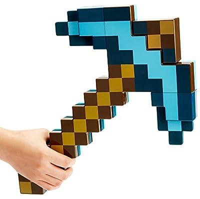 Minecraft Transforming Sword & Pickaxe from Mattel