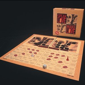 Speak Love Make Love Board Game