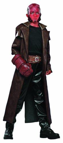 Hellboy Deluxe Children's Costume - Medium
