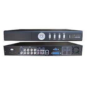 H.264 & Jpeg 2000 Dual Codec Network Dvr Software