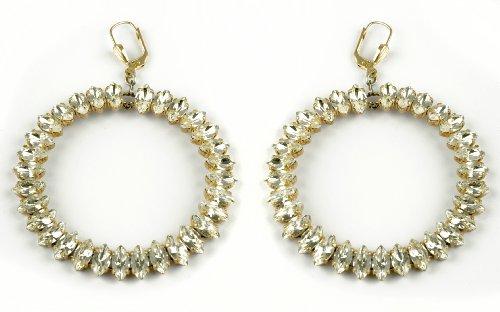 Nettoyer Bijoux Fantaisie Strass : Waooh bijoux fantaisie wj boucles d oreille avec