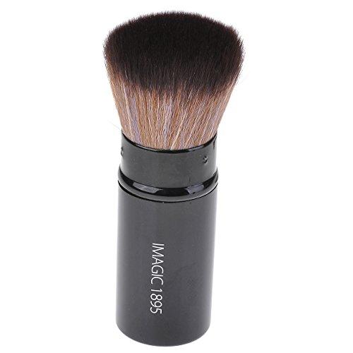 Ayliss® IMAGIC Make up Pinceau Blush Rétractable extensible Fondation Poudre Cosmétique Brosse Outil