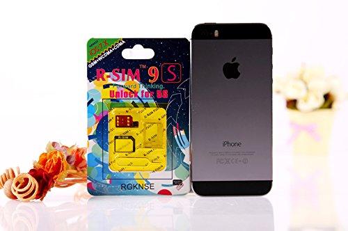 [恵実商店]2014年7月最新版SIMロック解除アダプタ R-SIM Mini2 Unlock Card iPhone4S/5/5C/5S iOS7.1-7.X