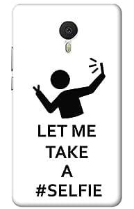selfie Designer Printed Back Case Cover for YU Yunicorn