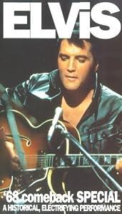 Elvis - 68 Comeback [VHS]