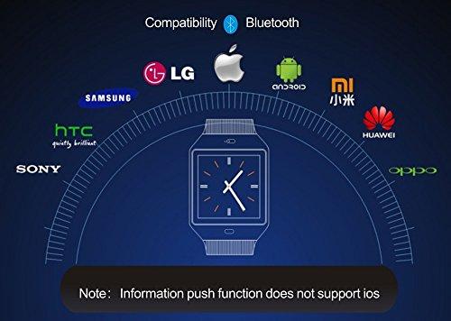 Qiufeng-Dz09-Smartwatch