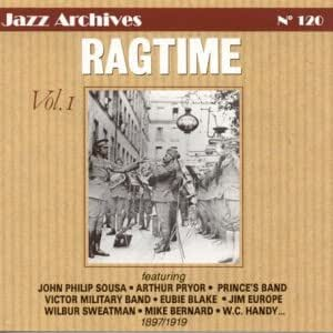 Rag Time Vol.1