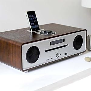 ruark audio r4 cd dab fm radio with integrated ipod electronics. Black Bedroom Furniture Sets. Home Design Ideas