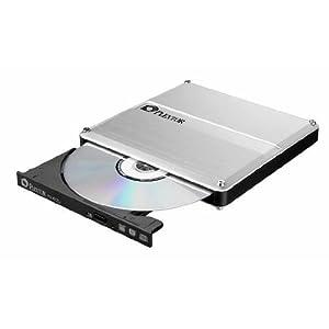 Lite-On Plextor PX-612U externer DVD 8x Brenner USB 2.0