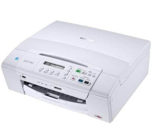 Brother DCP-195C A4 Colour Inkjet Multifunction Printer
