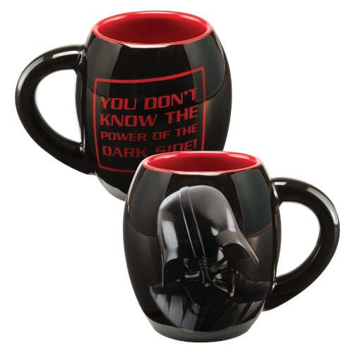 Star Wars Decor Items: darth vader mug