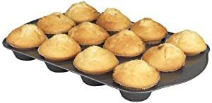 Russell Hobbs Lotus 12-Piece Muffin Tray