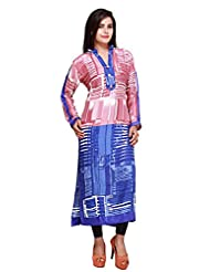 Infigo Fashion Women's Plus Size Rayon Kurta/Tunic