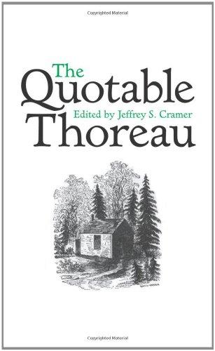 The Quotable Thoreau