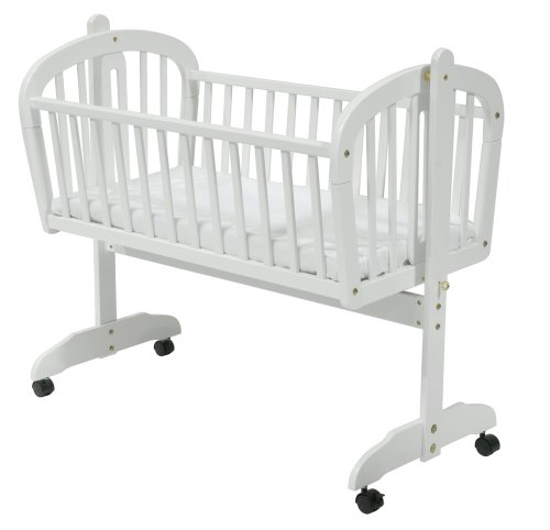 Big Save! DaVinci Futura Cradle in White