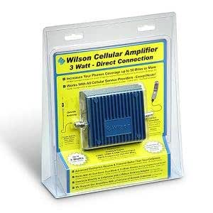 Wilson 811901 900MHz/ 2100MHz Dual-Band 3 Watt Direct Connection Amplifier (E...