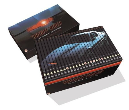 Knight Rider – The Complete Box Set [DVD]