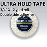Ultra Hold 3/4 Inch x 12 Yards Authentic Walker Tape