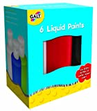 Galt Young Art 6 250ml Liquid Paints