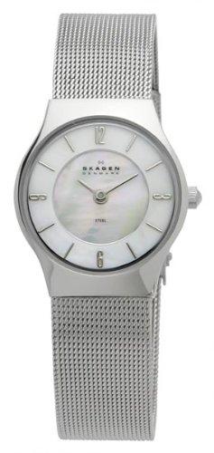 Skagen Women's 233XSSS Stainless Steel Watch