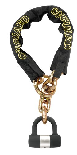 OnGuard Mastiff 5019LP Bicycle Chain Lock
