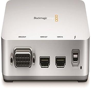 Blackmagic Design Intensity Extreme HDMI and Analog Capture