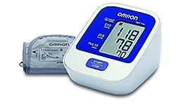 Omron HEM 7124 Blood Pressure Monitor (Grey)