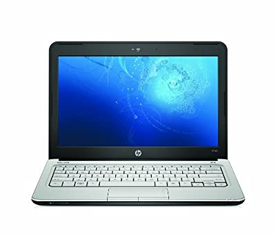 HP Mini 311-1025NR 11.6-Inch Black Netbook - Up to 6.25 Hours of Battery Life (Windows 7 Home Premium)