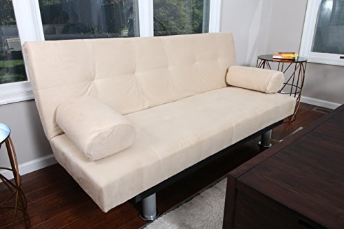 beige-finish-futon-sofa-bed-klik-klak-microfiber-bed-by-coaster-home-life-s262