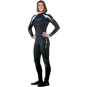 NeoSport XSPAN 5mm Women's Scuba Wetsuit-4