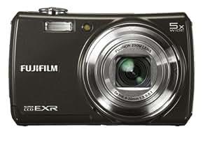 """Fujifilm FinePix F200EXR Appareil photo compact numérique 12 Mpix Zoom Optique 5x Ecran LCD 3"""" Sortie HD Noir"""