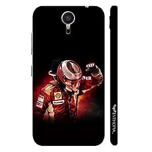 Enthopia Designer Hardshell Case Formula 1 Racer Back Cover for Meizu M3 Max