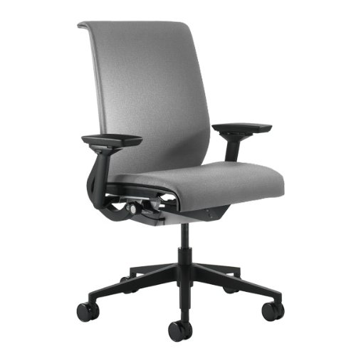 Steelcase Think Fabric Chair, Gray