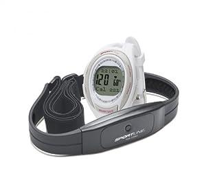 Sportline Cardio 660 Women's Monitor (Black)