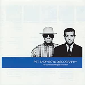 Pet Shop Boys Discography: The Complete Singles Collection
