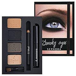 Sephora Beauty In A Box Smoky Eyes Palette ($50 Value)