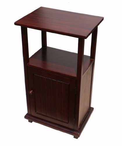 d-art-collection-mahogany-simplicity-end-table