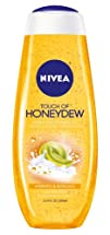 Nivea Hydrating Shower Gel Honeydew and Pearl 16.9 Ounce
