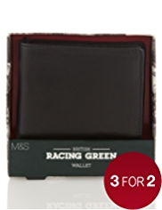 Racing Green Wallet