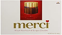 Merci Finest Selection, Assorted, 14.1 Ounce