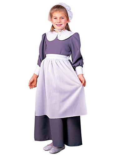 Girl Pilgrim Costume