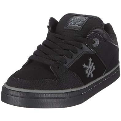Zoo York Footwear Hoboken 42175, Herren Fashion Sneakers, Schwarz (BBK), EU 41