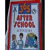 img - for 365 After School Activites book / textbook / text book